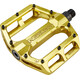 NS Bikes Aerial Pedals sealed gold